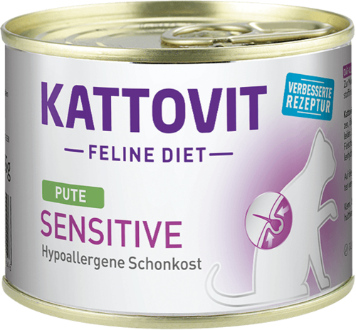 Kattovit Sensitive Pute 185g